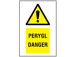 perygl--danger--welsh-english-sign-